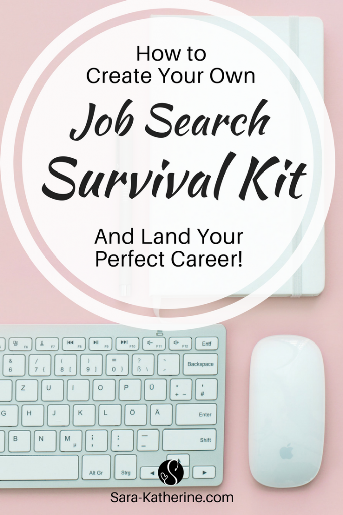 Stay ahead of the competition during the job search by using these suggestions to create your ultimate job search survival kit!