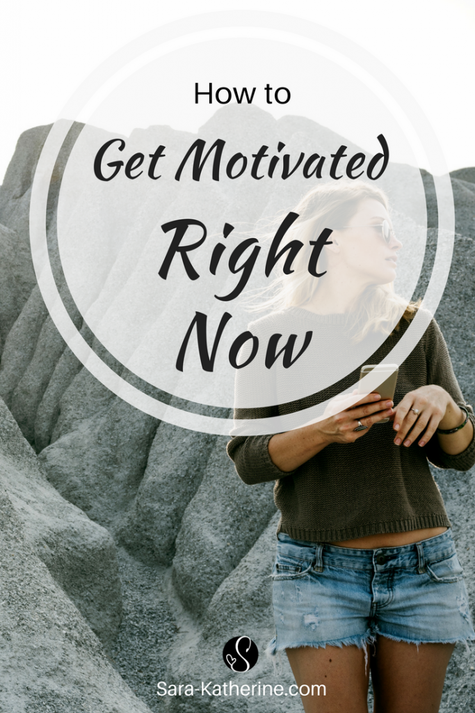 If you're struggling to find motivation and overall productivity, try some of the following tips to find your groove and finally conquer everything on your to-do list each day