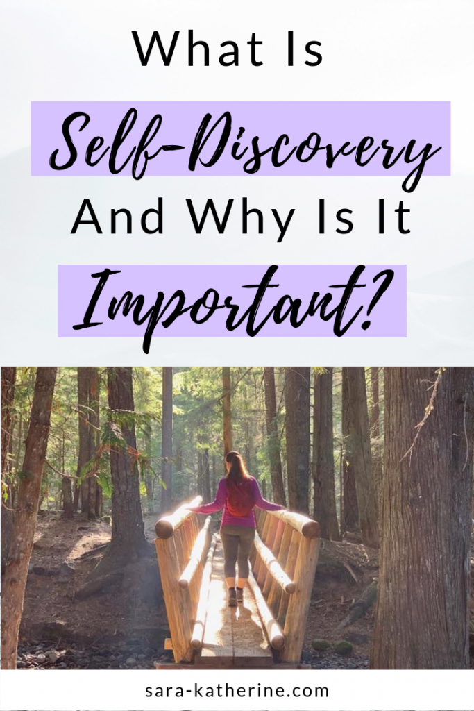 What is self-discovery? Self-discovery is the foundation of transformation, personal growth, and personal development. Without understanding the basics of who you are, you won't be able to change and grow. This blog post breaks down some of the very basics of self-discovery that you probably don't realize are a part of the self-exploration process! - Sara Katherine