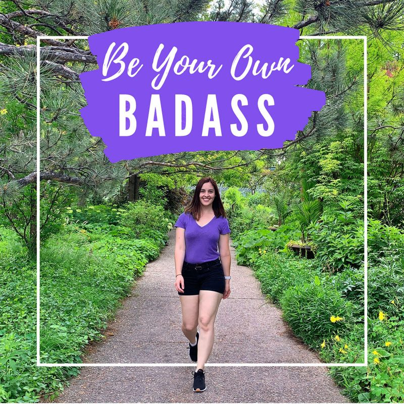 Welcome to the Be Your Own Badass Podcast!