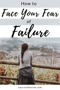 Is your fear of failure keeping you from going after your biggest goals? Learn 6 ways you can overcome your fear of failure and step outside of your comfort zone once and for all.