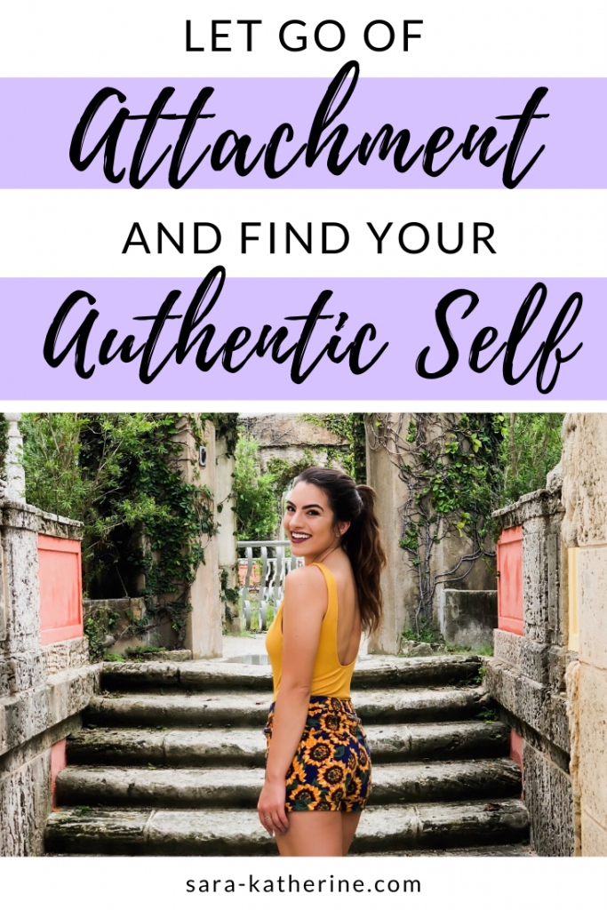 Letting Go of Attachment and Finding Your Authentic Self - Be Your Own Badass Featuring Jessica Faye