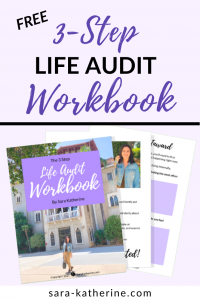 Free 3-Step Life Audit Workbook